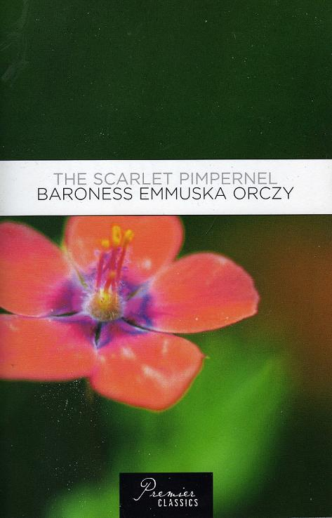a book analysis of scarlet pimpernel by baroness orczy First published in 1932, a child of the revolution is (chronologically) the last book in the scarlet pimpernel series by baroness orczy during one return home, sir percy tells the story of.