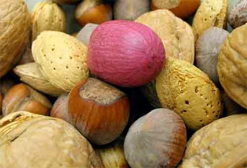 Los frutos secos provocan alergias alimentarias