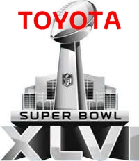 toyota e il superbowl