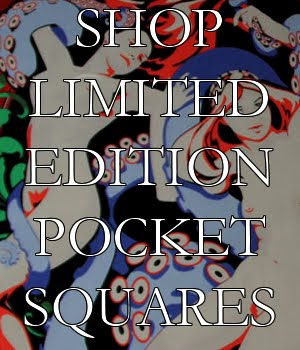 Limited Edition Pocket Squares