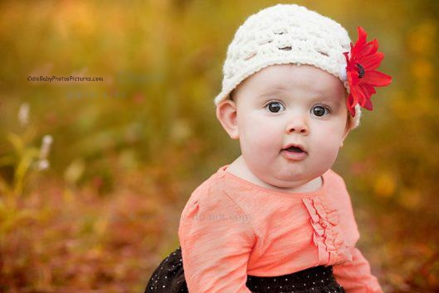Cute Baby Girl Pictures Wallpapers