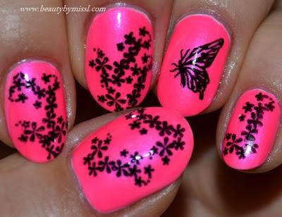 manicure, nail art,