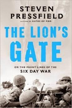 The Lion's Gate by Steven Pressfield / Souvenir Chronicles
