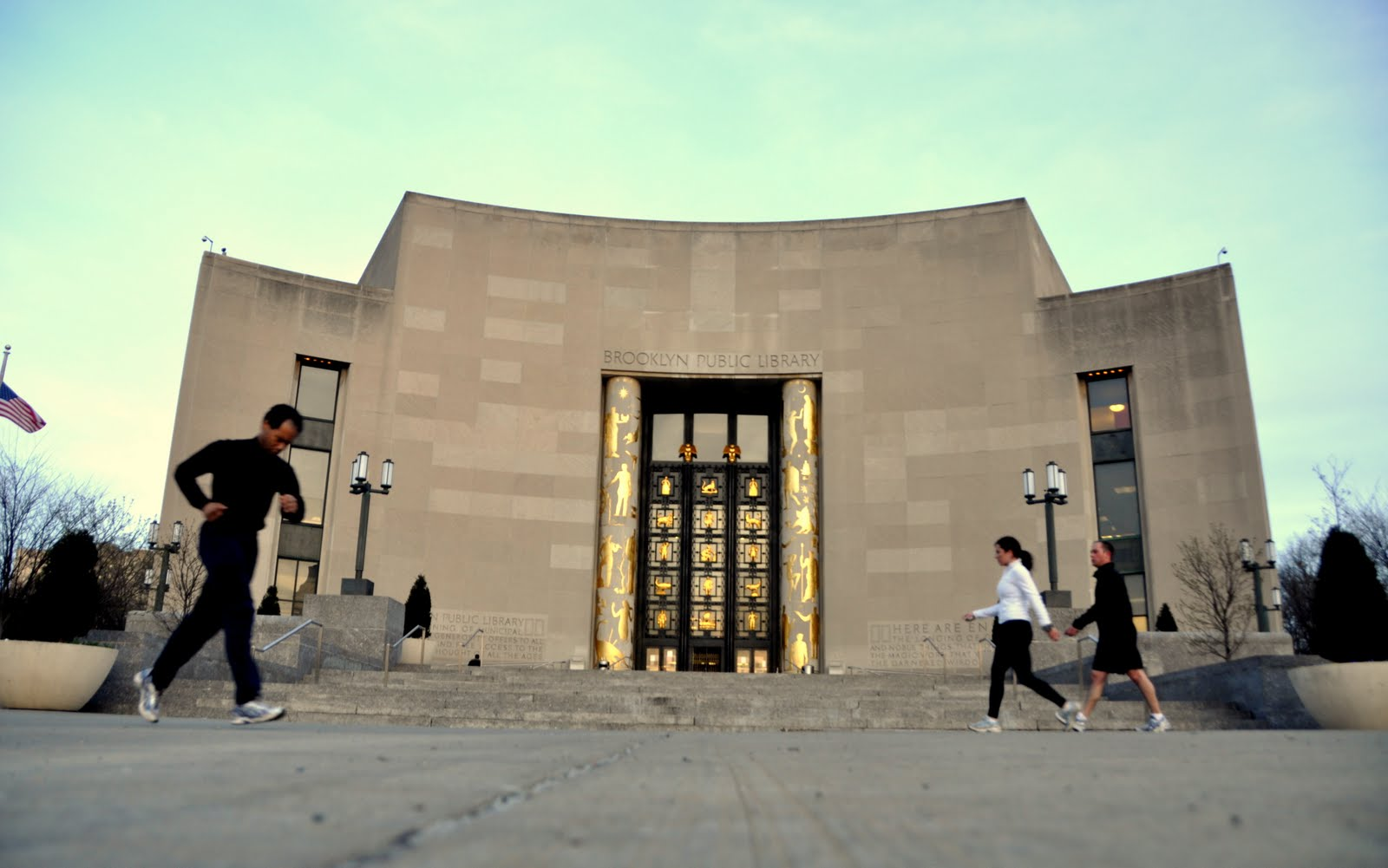Brooklyn Museum ersten Samstag