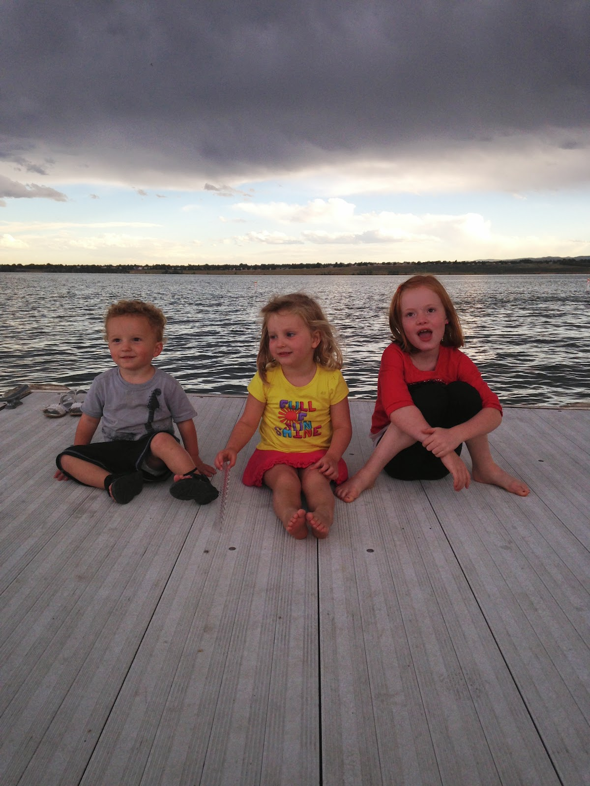 Summer 39 s end for Standley lake fishing