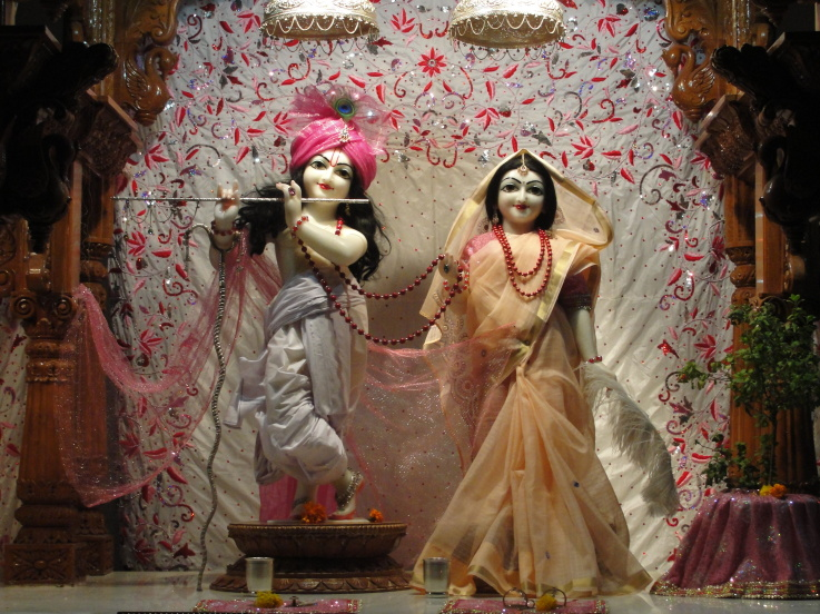 lord krishna at iskcon - photo #27