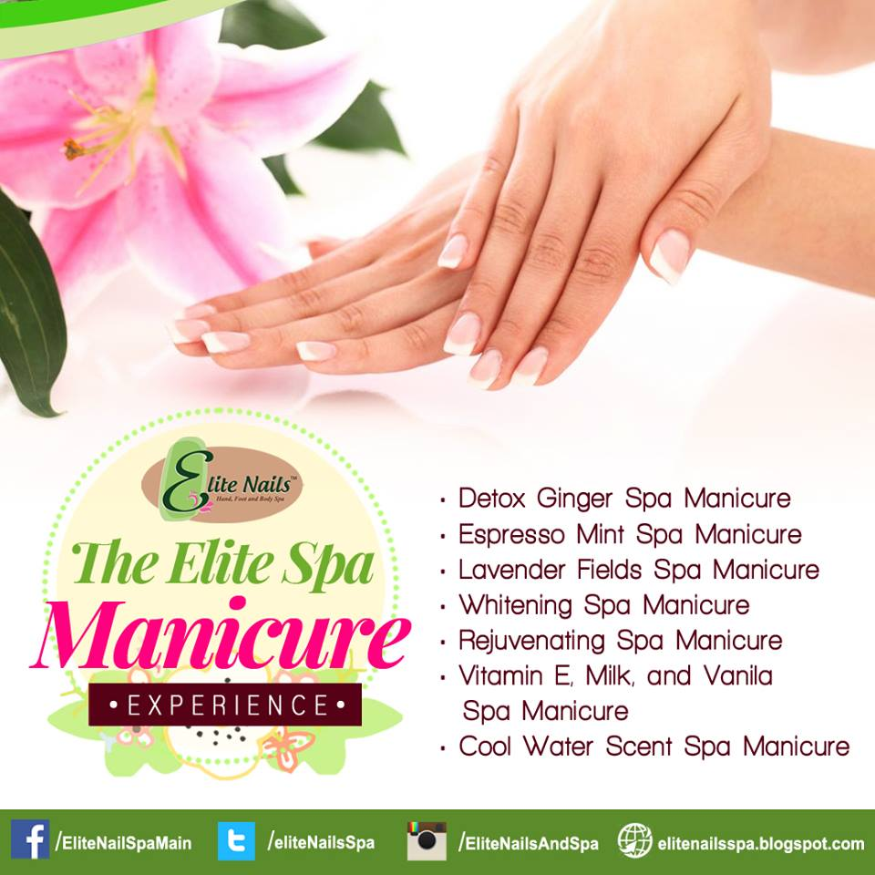 Elite Nails Hand, Foot and Body Spa - The Perfect Place for your ...