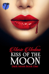 Kiss of the Moon (Dark Moon 1)