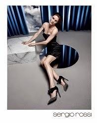 SERGIO ROSSI FW2014/15 Ad Campaign