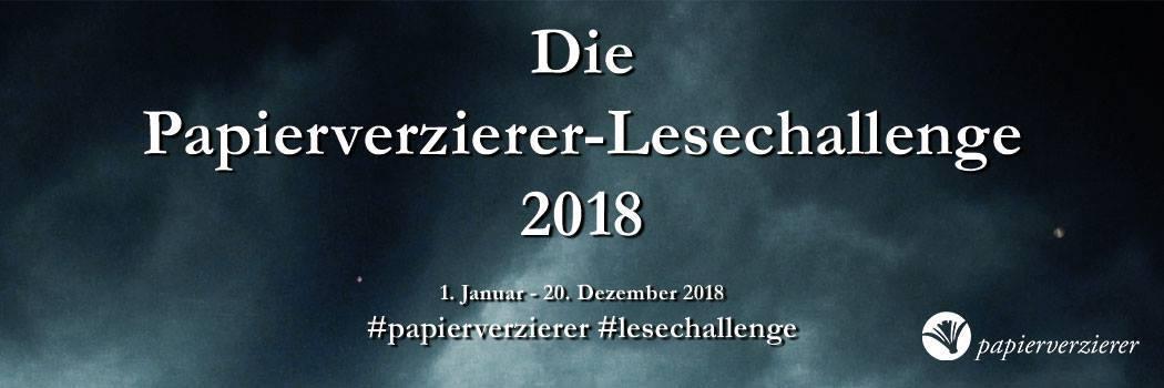 Papierverzierer-Lesechallenge 2018