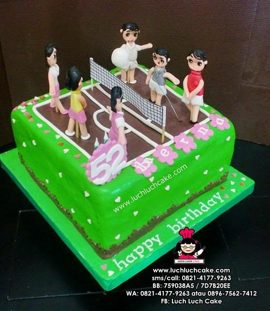 Kue Tart Volley Daerah Surabaya - Sidoarjo