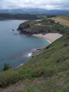 Playa de Arnielles - Arnielles beach