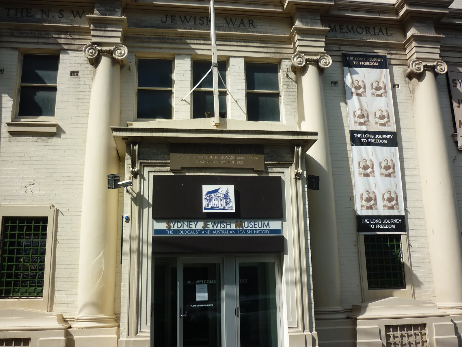 sydney jewish museum contact - photo#18