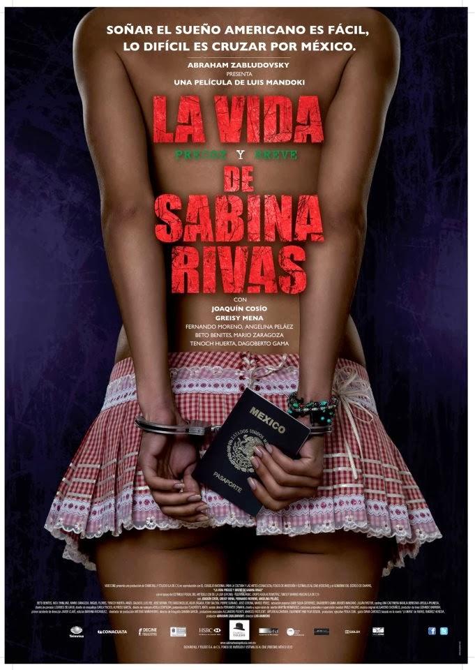 Poster de La Vida Precoz y Breve de Sabina Rivas