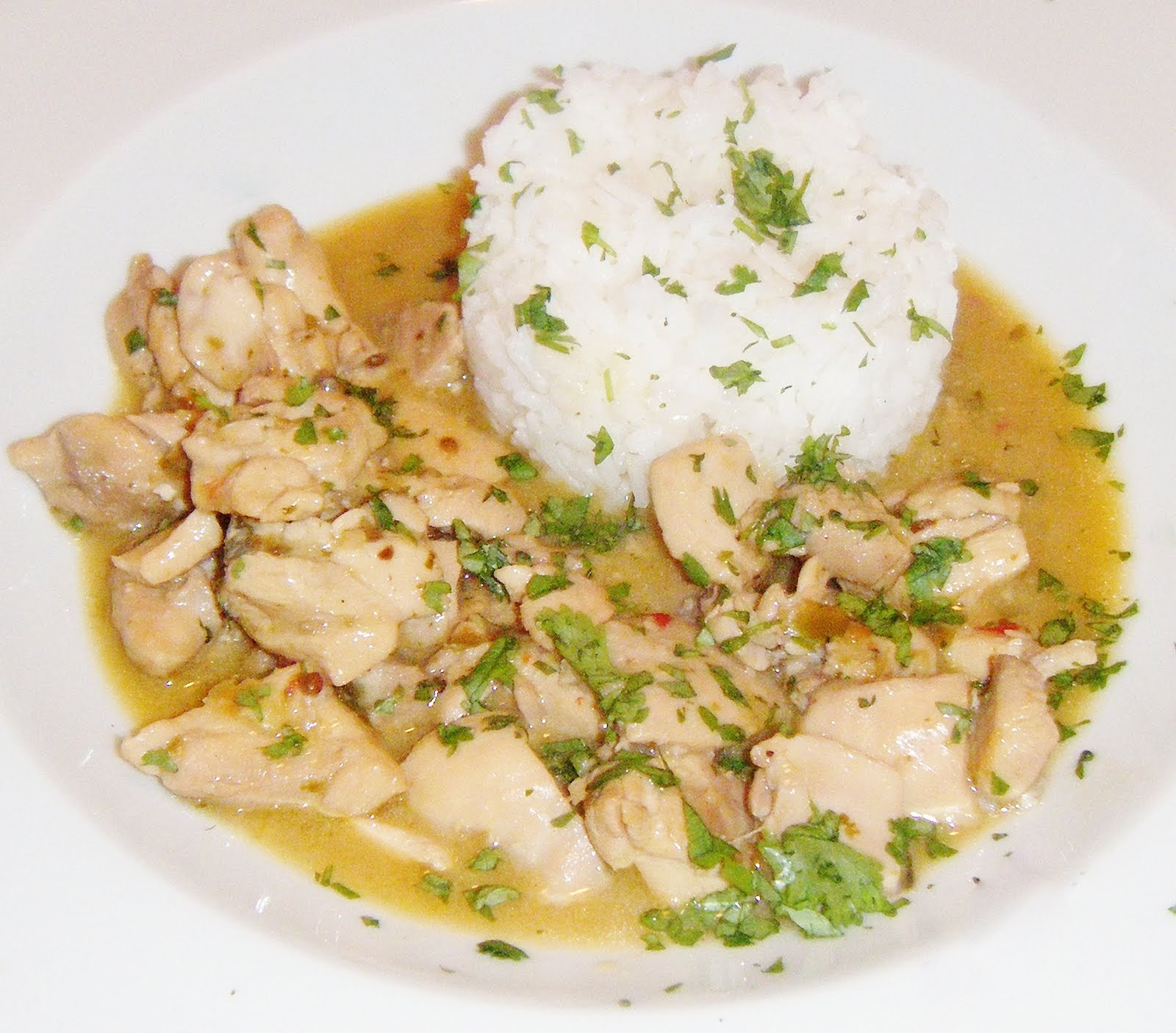 the Best Recipes: Thai Green Curry