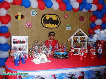 Festa Super-Heróis NoCaprixo