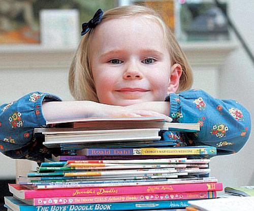 anak anak yang mempunyai IQ tertinggi