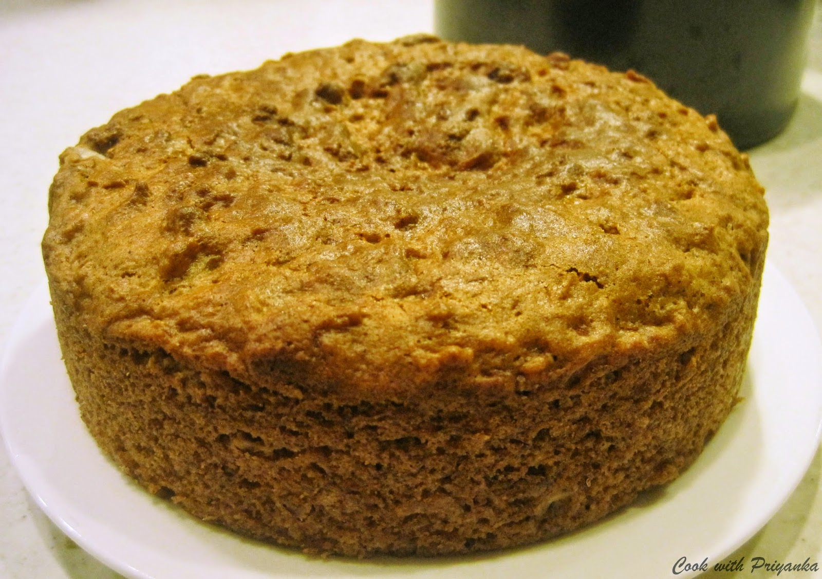 http://cookwithpriyankavarma.blogspot.co.uk/2014/04/eggless-spiced-apple-cake.html