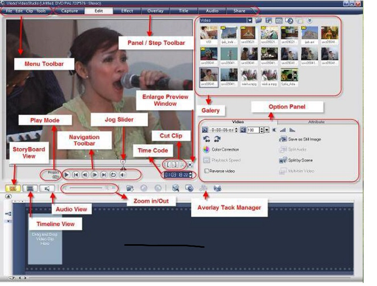 free ulead video studio 10 software