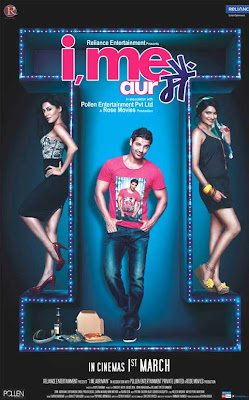 I, Me Aur Main First Look Poster