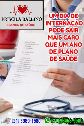 Priscila Balbino Planos de Saúde