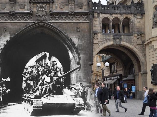 fantasmas II Guerra Mundial Sergey Larenkov