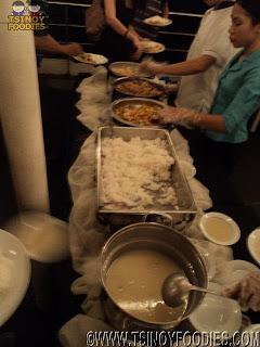 prestige cruise buffet
