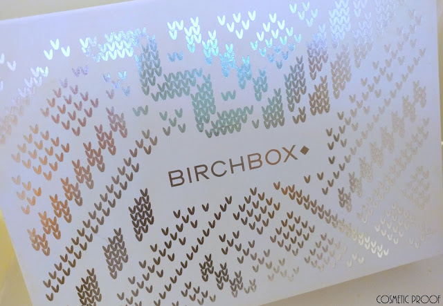 BEAUTY BOX | December Birchbox Review + Holiday Idea!