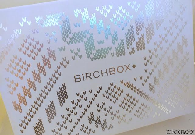 BEAUTY BOX | December Birchbox Review + Holiday Idea!