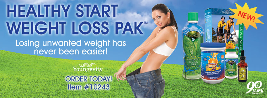 Healthy Start Weight Loss Pak