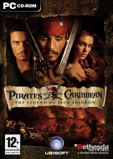 Pirates of the Caribbean: The Legend of Jack Sparrow PC Game (cover)