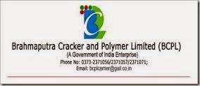 BCPL Vacancy 2014