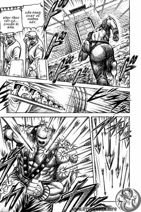 Chú Bé Rồng - Ryuuroden chap 123 - Trang 7