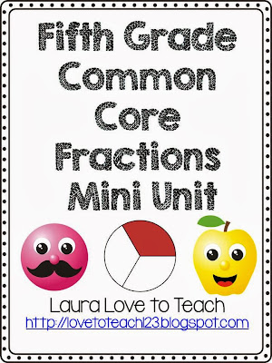 http://www.teacherspayteachers.com/Product/5th-Grade-Fractions-Mini-Unit-903823
