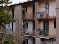 Detall dels pisos de la Colònia Soldevila. Autor: Carlos Albacete