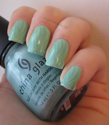 OPI What's With The Cattitude?<br /> Gargantuan Green Grape Bundle Monster Swatch