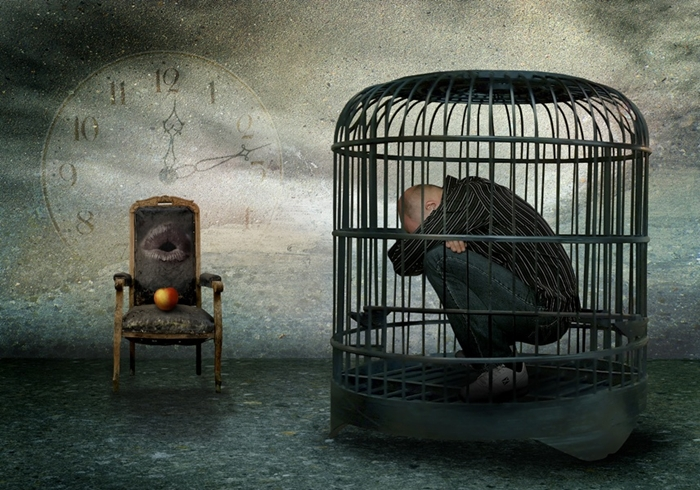 Ben Goossens 1945 | Surrealist photographer