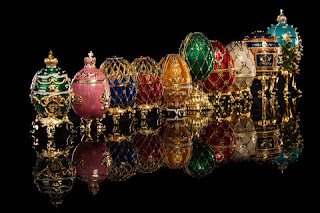 Unique Faberge Eggs