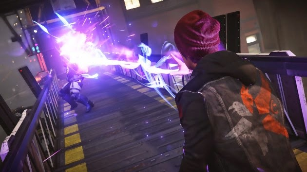 infamous second son pc free download skidrow