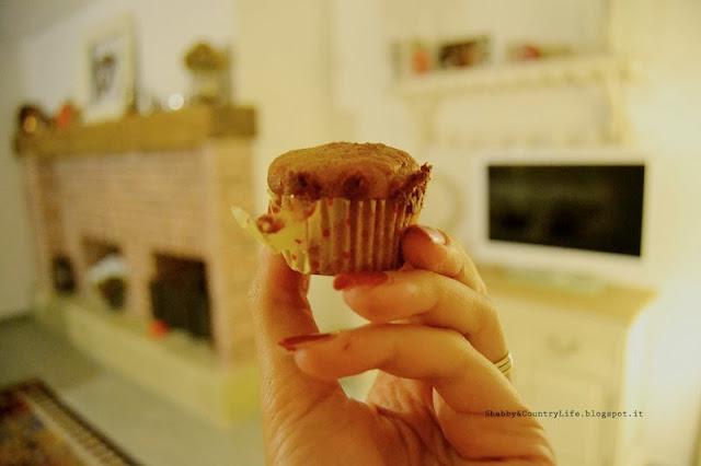 Muffin di zucca ( Glassati ) Halloween- shabby&countrylife.blogspot.it