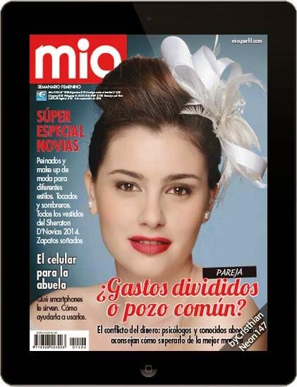 Revista MIA Argentina (04 Septiembre 2014) ESPAÑOL - ¿Gastos divididos o pozo común? el conflicto del dinero