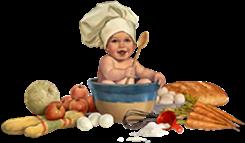 Criança Vegetariana