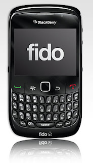 Unlock Fido Blackberry Curve 8520