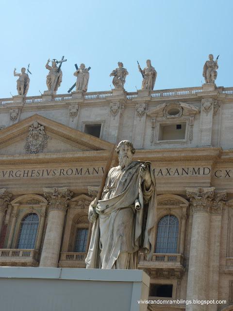 St Peter's Square, Vatican City, Vatican