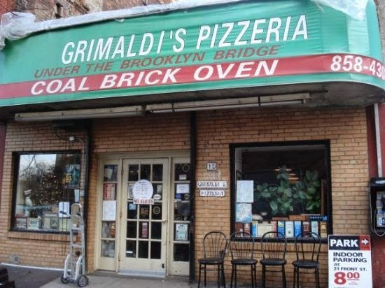 Donde comer pizza en Nueva York