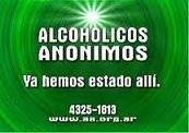 ALCOHÓLICOS ANÓNIMOS