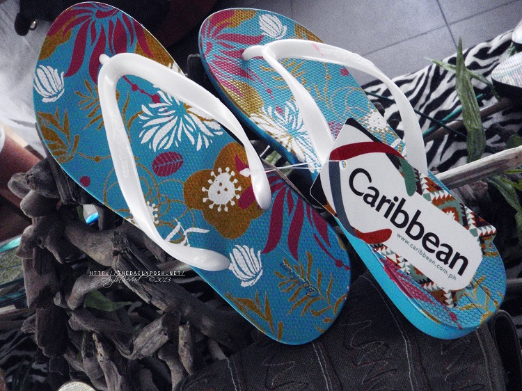 Caribbean Footwear: Flip Into Fun with 100% Pinoy