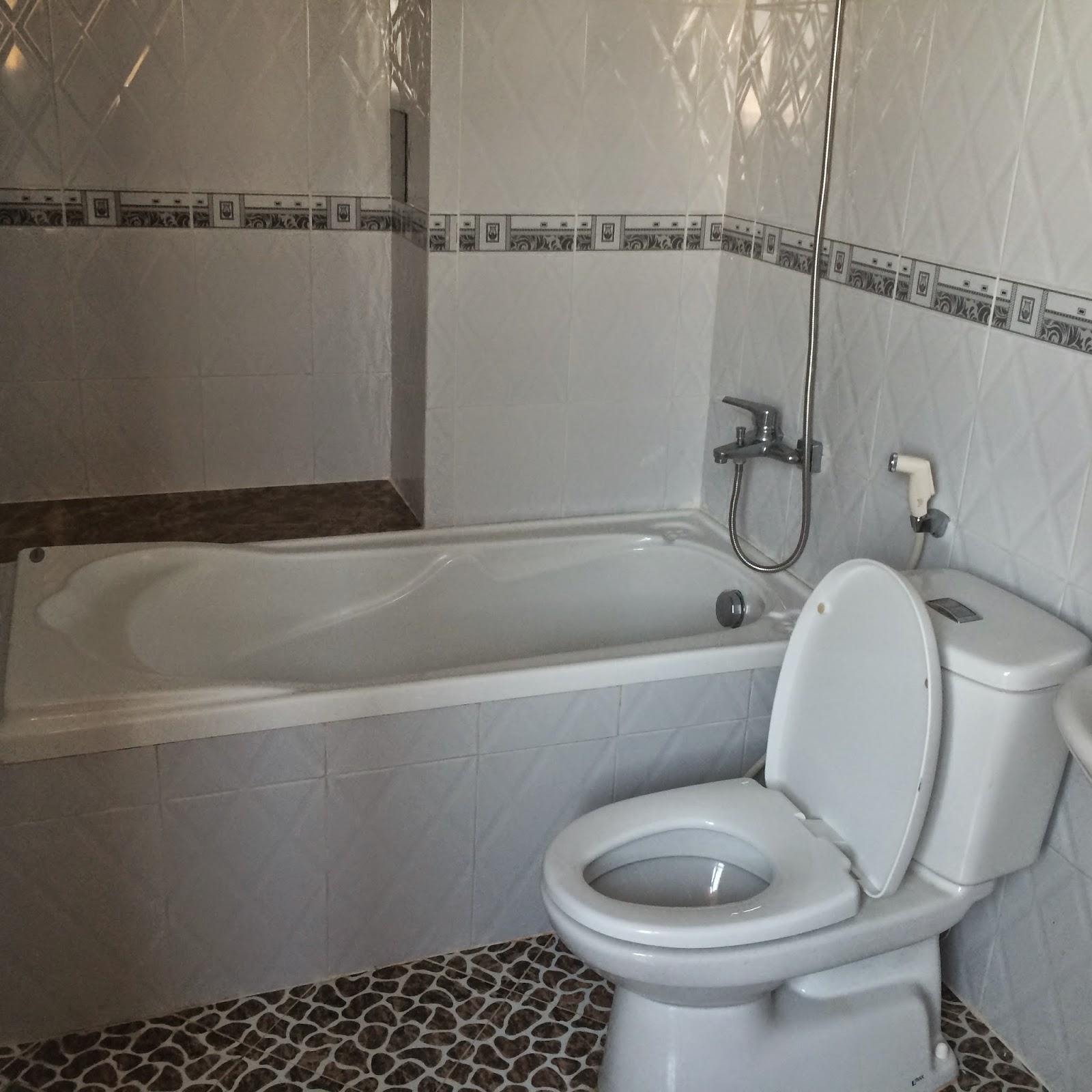 khách sạn mỹ tho có bồn tắm