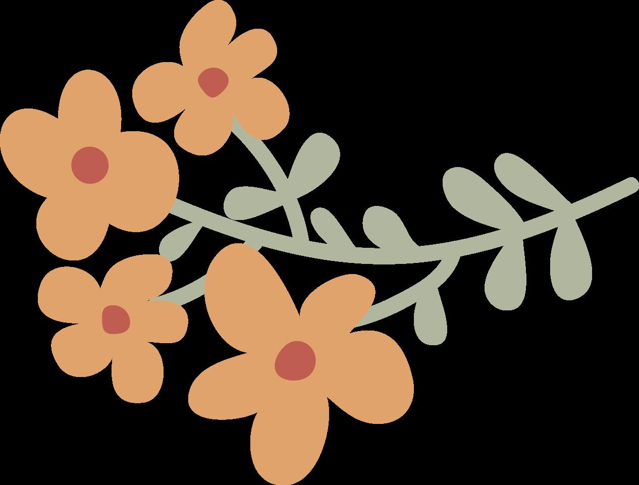 Imagenes De Flores Transparentes - Flores Tropicales 6 Clip Art 300dpi Png Imagen con por