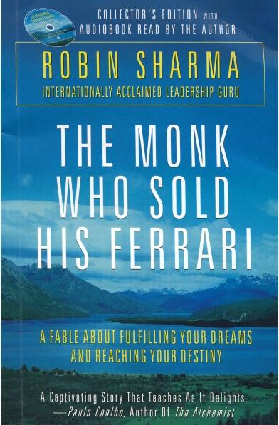 the monk who sold his ferrari what i learnt from it. Cars Review. Best American Auto & Cars Review